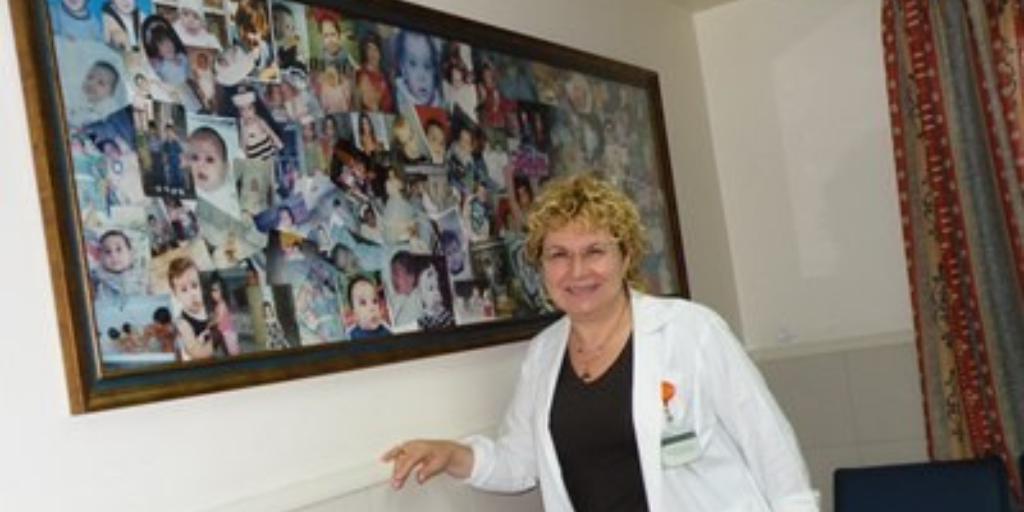 Гуру ЭКО в Израиле: Марта Дирнфельд и ее дети.
