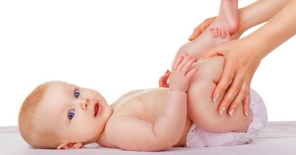 Что нужно знать маме о дисплазии тазобедренного сустава малыша
