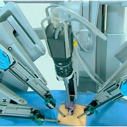 Роботизированные операции в Израиле. В медицинском центре
