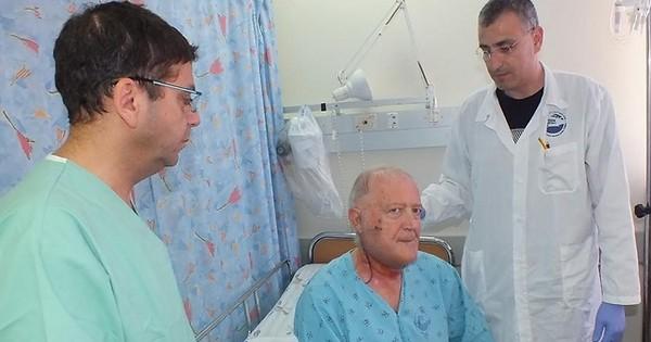Распечатка органов на 3D-биопринтере в Израиле: новая челюсть для Давида