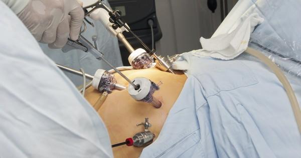 Большая операция через маленький разрез