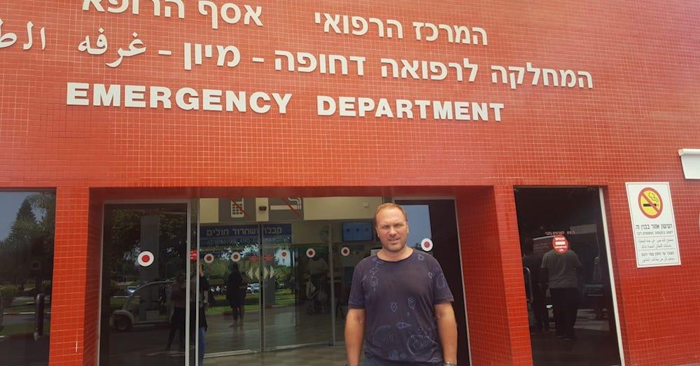 Сергей Кокорин, Россия, Алдан, Отзыв о прохождении диагностики в Израиле
