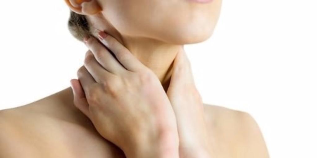 Удаление узлов щитовидной железы без шрамов