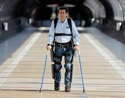 Экзоскелет  Rewalk - ходить заново