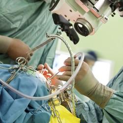 Скрипка и скальпель: операция на мозг под звуки скрипки.