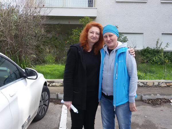 Светлана Зарубина, Россия, Тюмень, Отзыв о прохождении лечения рака молочной железы в Израиле